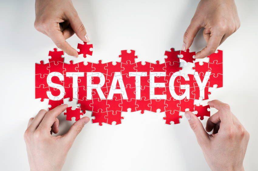 Создание стратегии развития